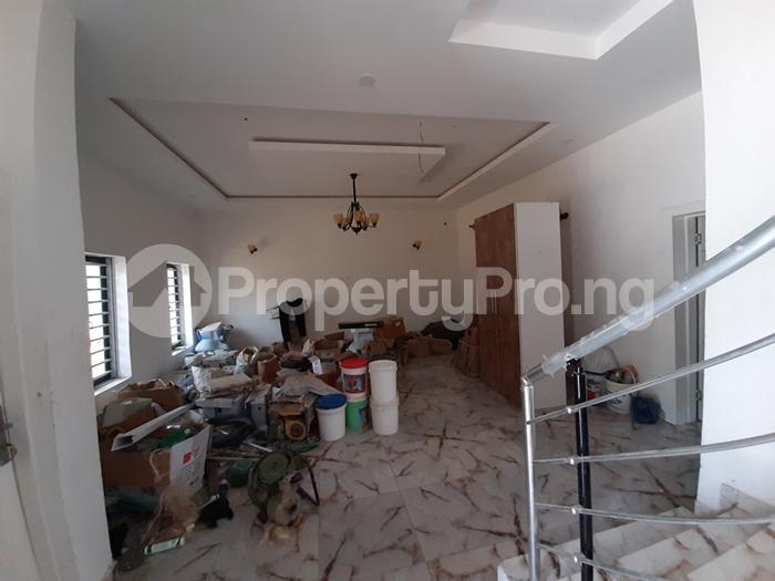 4 bedroom Terraced Bungalow House for sale lafiaji lekki Lekki Lagos - 1