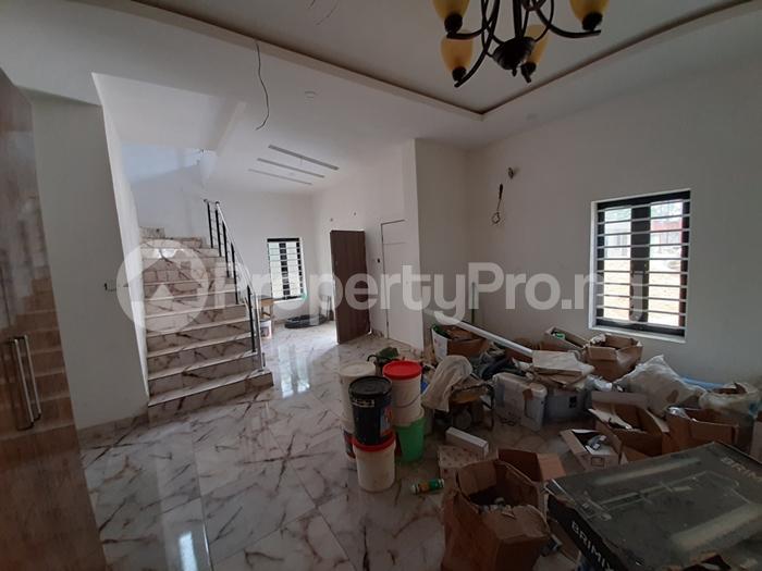 4 bedroom Terraced Bungalow House for sale lafiaji lekki Lekki Lagos - 2