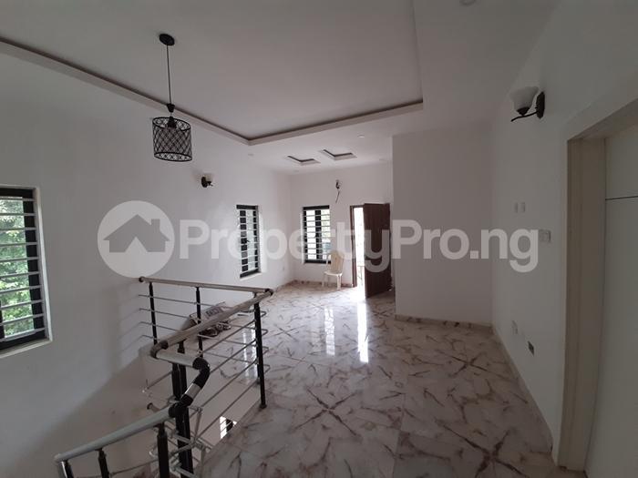 4 bedroom Terraced Bungalow House for sale lafiaji lekki Lekki Lagos - 4