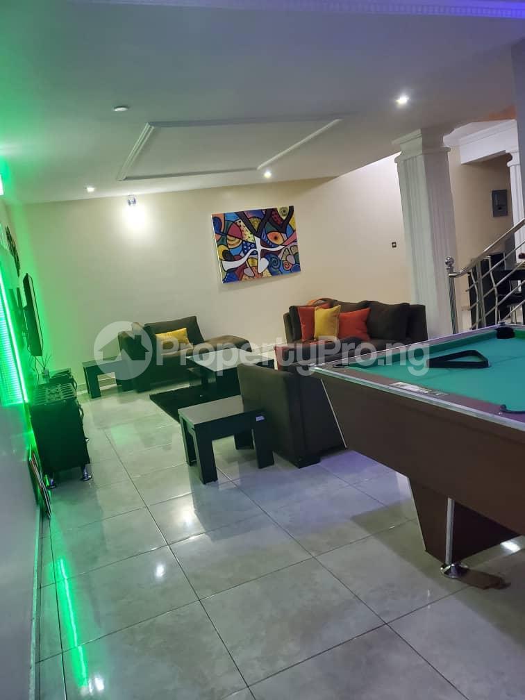 4 bedroom Detached Duplex for shortlet Abraham adesanya estate Ajah Lagos - 4