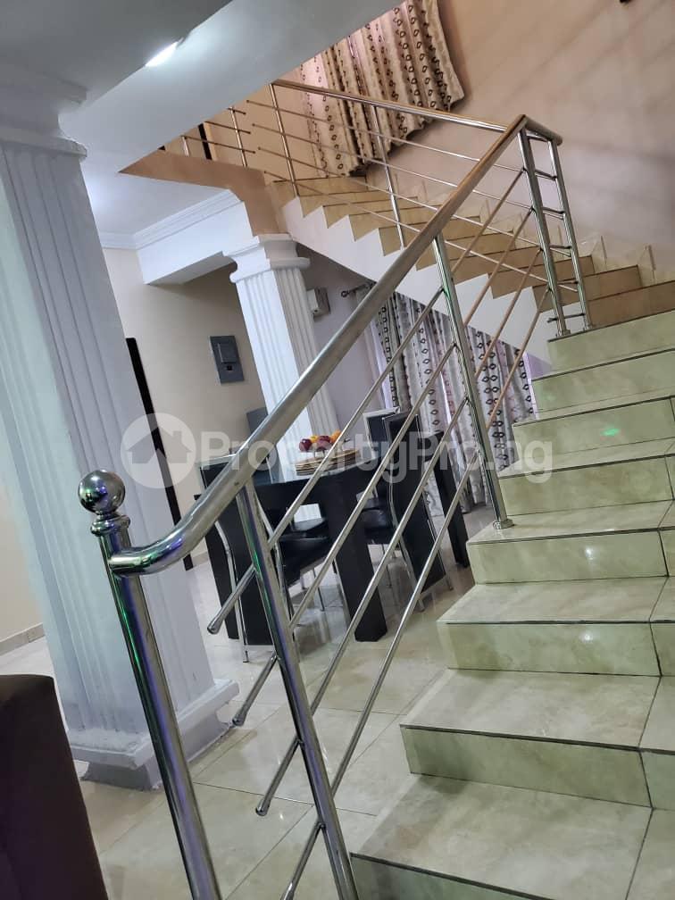 4 bedroom Detached Duplex for shortlet Abraham adesanya estate Ajah Lagos - 5