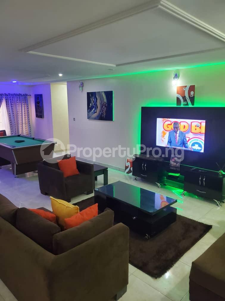 4 bedroom Detached Duplex for shortlet Abraham adesanya estate Ajah Lagos - 7