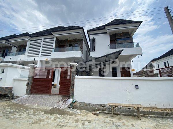 4 bedroom Detached Duplex for sale Chevron Lekki chevron Lekki Lagos - 13