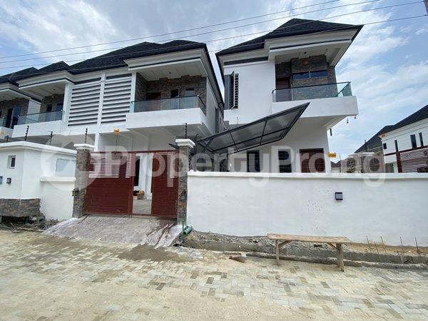 4 bedroom Detached Duplex for sale Chevron Lekki chevron Lekki Lagos - 12