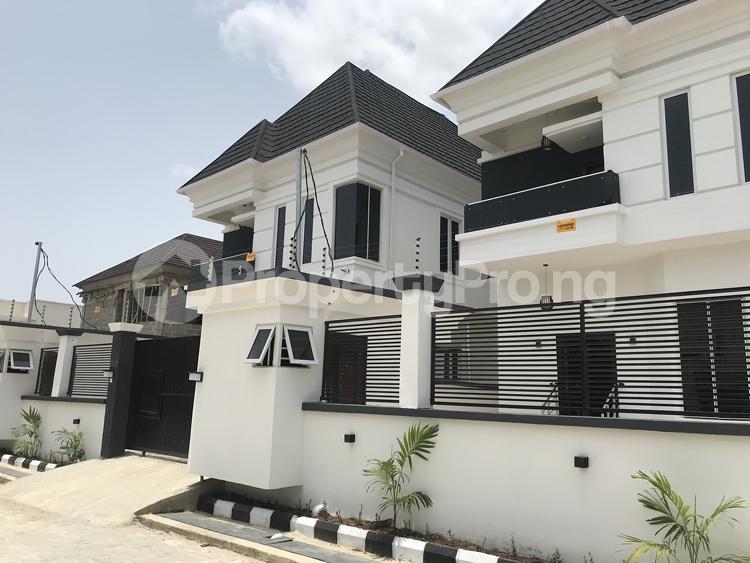 4 bedroom Detached Duplex for sale Lekki Palm City Ajah Ajah Lagos - 0