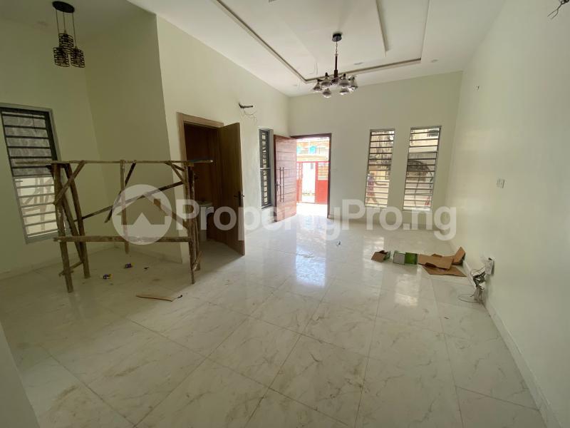 4 bedroom Semi Detached Duplex for sale Chevron Lekki chevron Lekki Lagos - 1