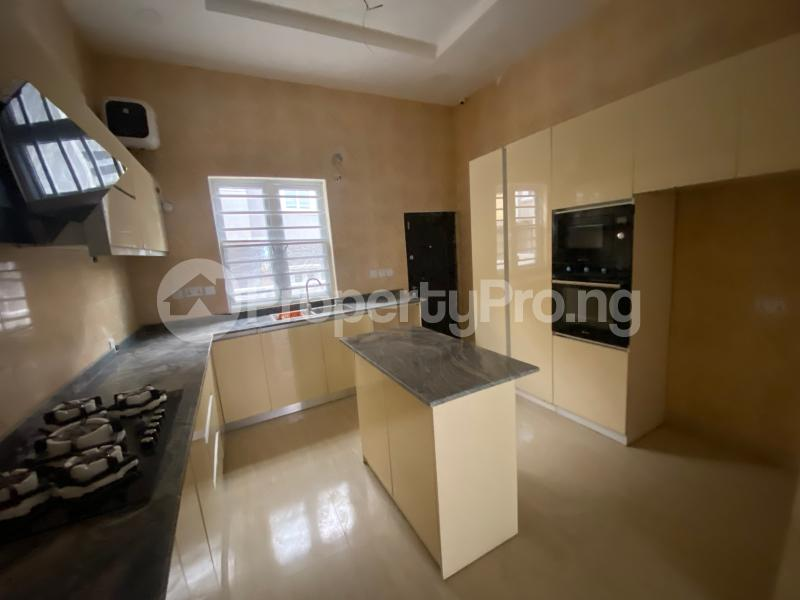 4 bedroom Semi Detached Duplex for sale Chevron Lekki chevron Lekki Lagos - 4