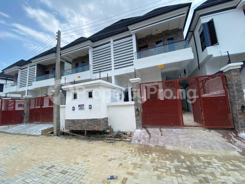 4 bedroom Semi Detached Duplex for sale Chevron Lekki chevron Lekki Lagos - 14