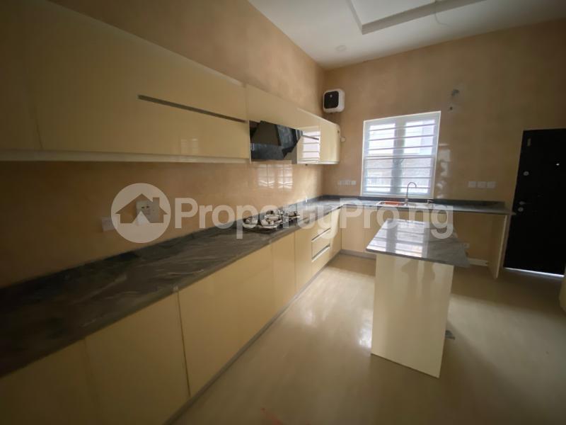 4 bedroom Semi Detached Duplex for sale Chevron Lekki chevron Lekki Lagos - 2
