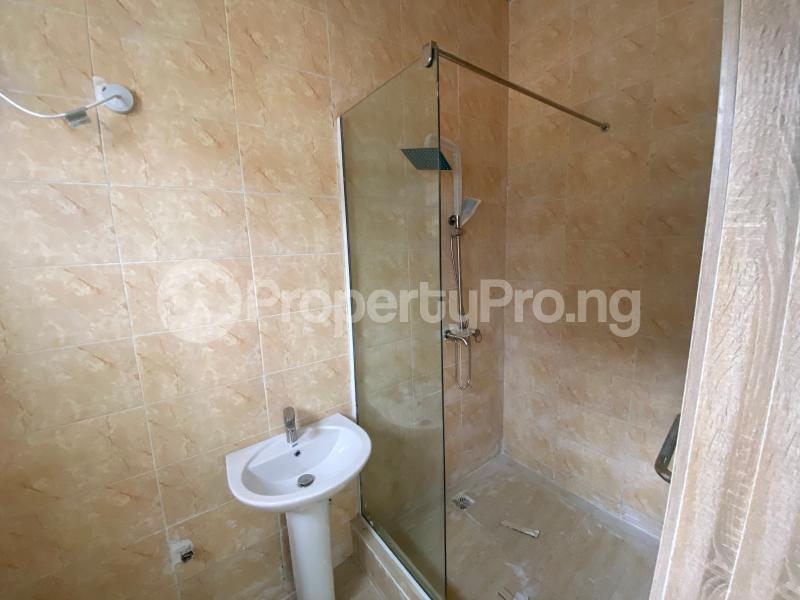 4 bedroom Semi Detached Duplex for sale Chevron Lekki chevron Lekki Lagos - 12