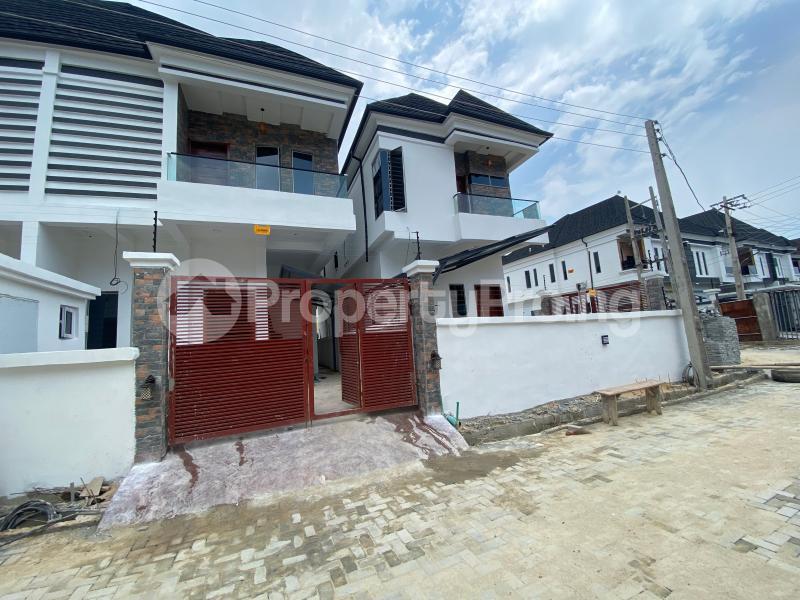 4 bedroom Semi Detached Duplex for sale Chevron Lekki chevron Lekki Lagos - 15