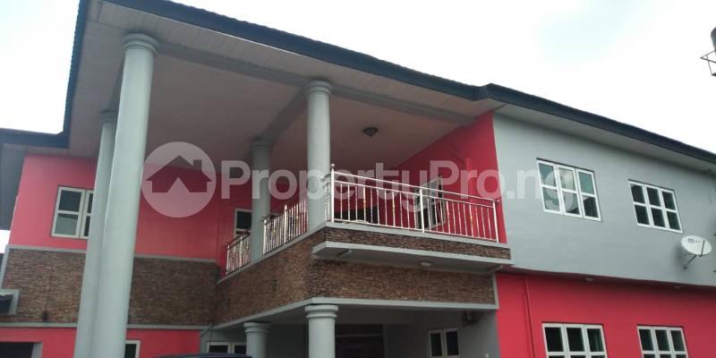 Detached Duplex House for sale Tony Estate East West Road Port Harcourt Rivers - 1