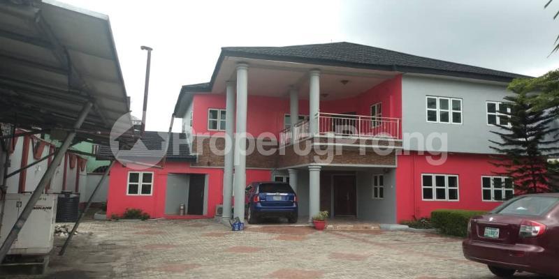 Detached Duplex House for sale Tony Estate East West Road Port Harcourt Rivers - 0