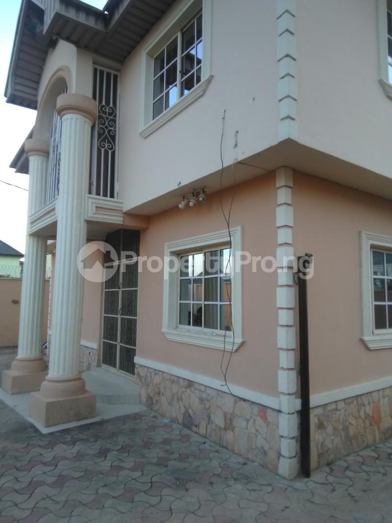 5 bedroom Detached Duplex House for rent Green field Community road Okota Lagos - 1