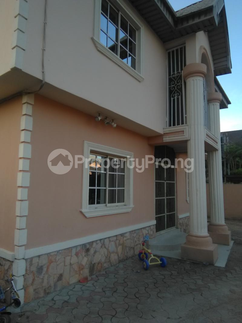 5 bedroom Detached Duplex House for rent Green field Community road Okota Lagos - 0