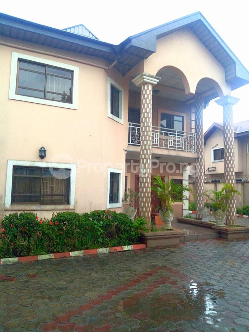 5 bedroom Detached Duplex House for sale Mini Orlu Ada George Port Harcourt Rivers - 2