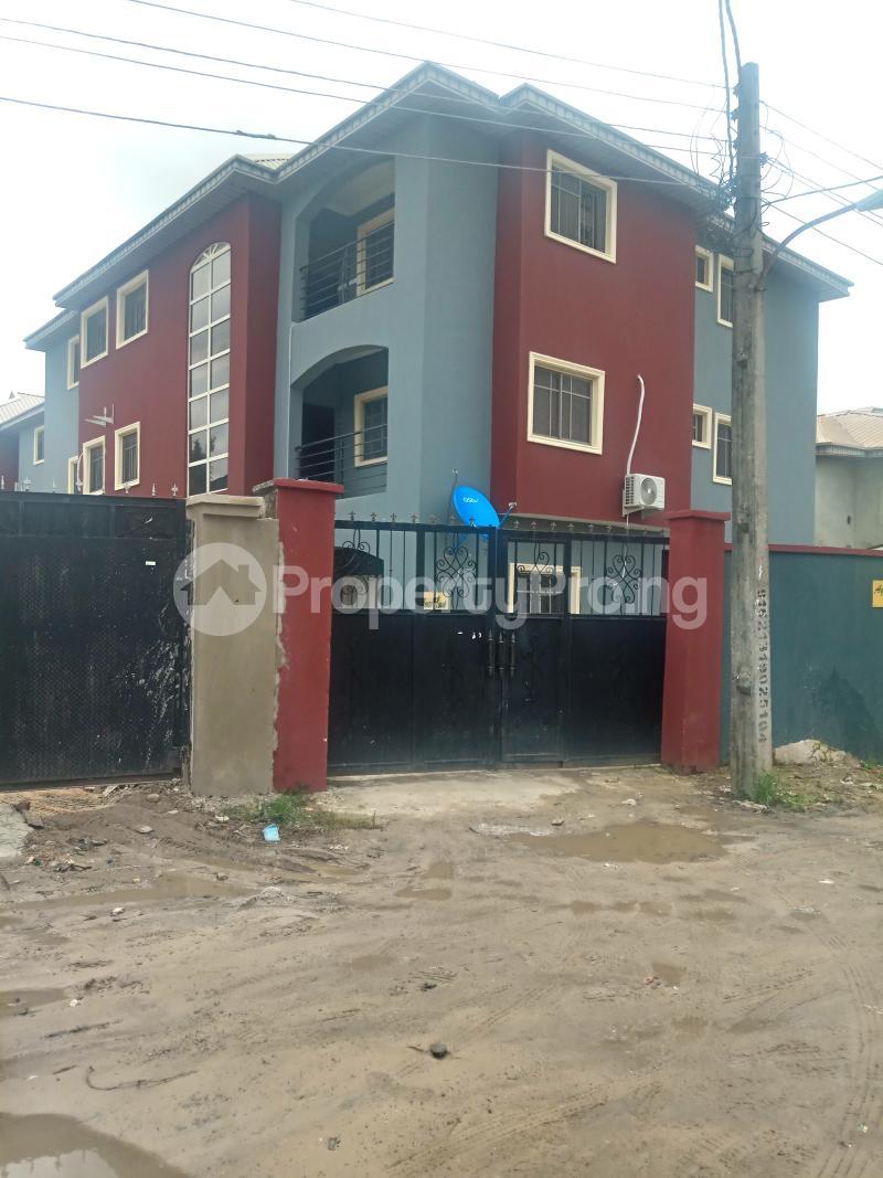 2 bedroom Mini flat Flat / Apartment for rent Opposite sky mall Sangotedo Lagos - 0
