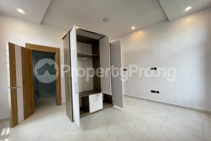 4 bedroom Semi Detached Duplex for sale Lekki Phase 1 Lekki Lagos - 29
