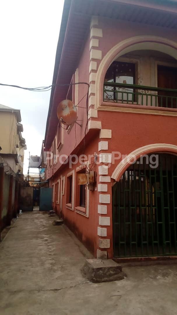 3 bedroom Blocks of Flats House for sale Grandmate  Ago palace Okota Lagos - 1