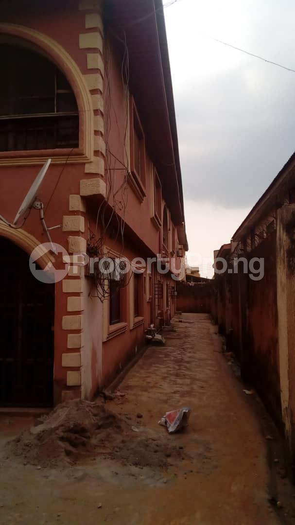 3 bedroom Blocks of Flats House for sale Grandmate  Ago palace Okota Lagos - 2