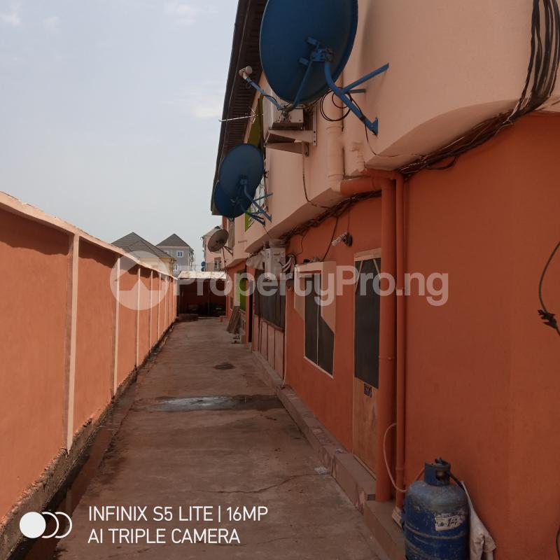 3 bedroom Blocks of Flats House for sale Oshinak Community road Okota Lagos - 2