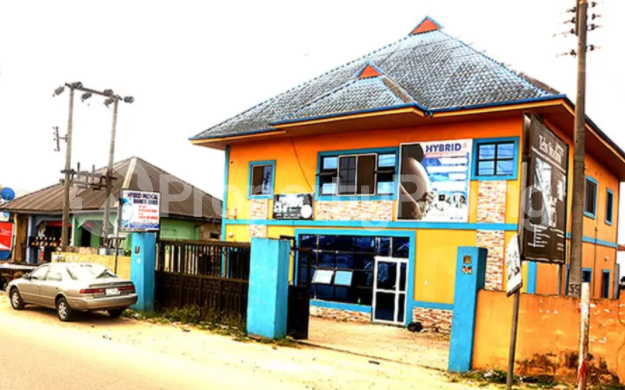 Office Space Commercial Property for sale BIOGBOLO EBIS Yenegoa Bayelsa - 1