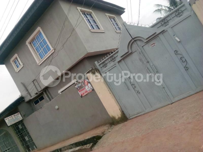 3 bedroom Shared Apartment for rent Peace Estate,baruwa. Baruwa Ipaja Lagos - 0