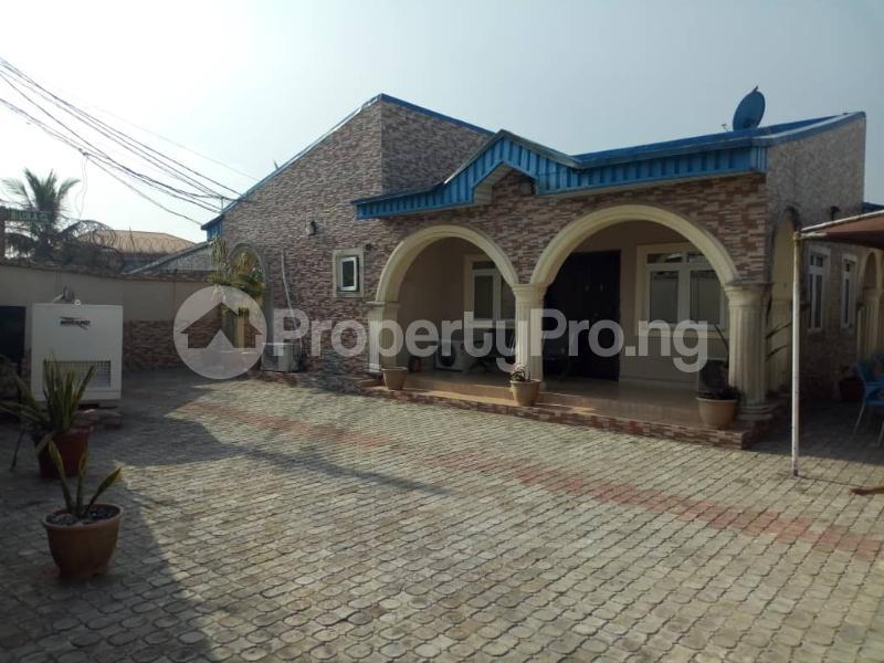 4 bedroom Terraced Bungalow House for sale Igando oloja Igando Ikotun/Igando Lagos - 0