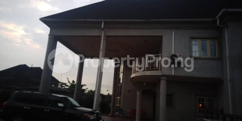 5 bedroom Detached Duplex House for sale Odani Green City Estate. Eleme Rivers - 1