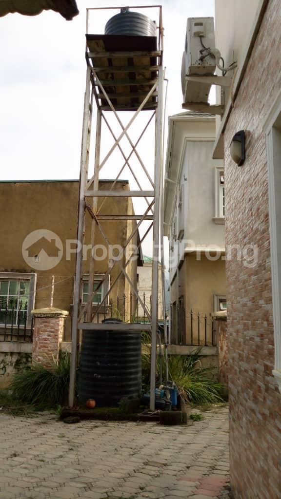 6 bedroom Detached Duplex House for sale Plot 63,festrut estate close to Aso Radio. Katampe Main Abuja - 2
