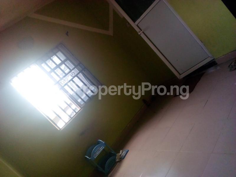 1 bedroom Flat / Apartment for rent Fashola Streets By Gowon Estate,okunola Road. Egbeda Alimosho Lagos - 3