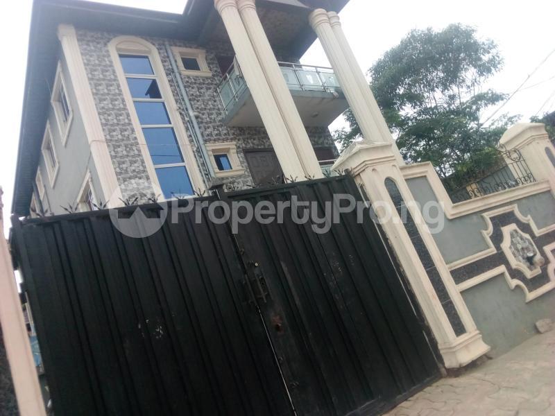 1 bedroom Flat / Apartment for rent Fashola Streets By Gowon Estate,okunola Road. Egbeda Alimosho Lagos - 0