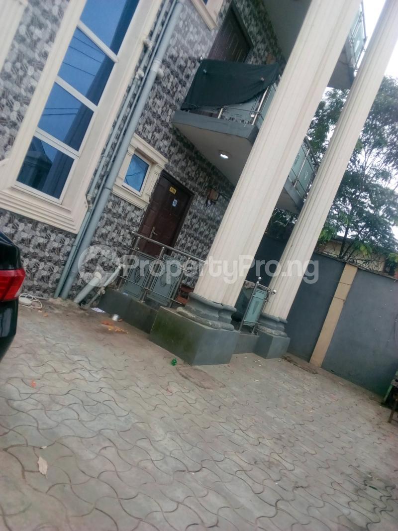 1 bedroom Flat / Apartment for rent Fashola Streets By Gowon Estate,okunola Road. Egbeda Alimosho Lagos - 1