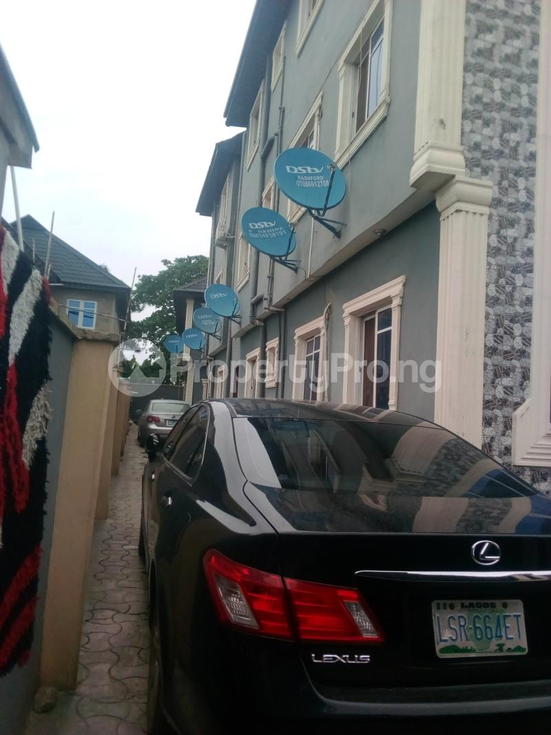 1 bedroom Flat / Apartment for rent Fashola Streets By Gowon Estate,okunola Road. Egbeda Alimosho Lagos - 6