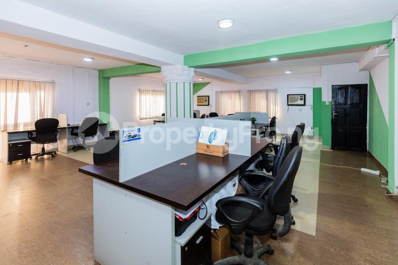 Workstation for shortlet Olu Koleosho Street, Obafemi Awolowo Way Ikeja Lagos - 1