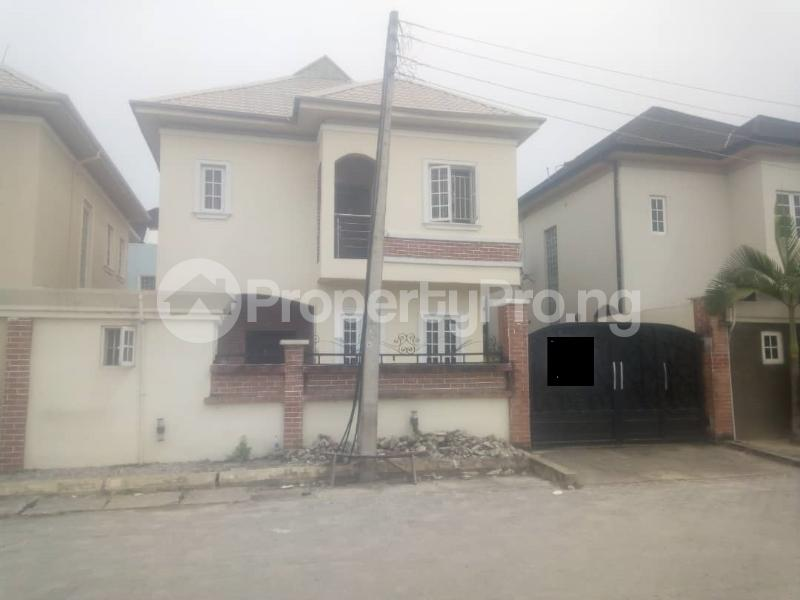 3 bedroom Detached Duplex House for rent --- Idado Lekki Lagos - 0