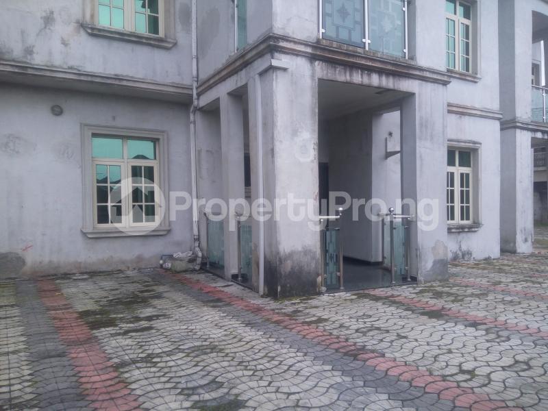 4 bedroom Detached Duplex House for sale Straight Close,Off Rumudara Road,Rumunduru Portharcourt East West Road Port Harcourt Rivers - 1