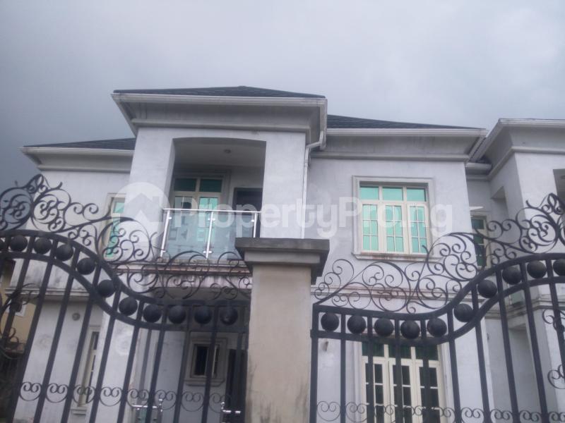 4 bedroom Detached Duplex House for sale Straight Close,Off Rumudara Road,Rumunduru Portharcourt East West Road Port Harcourt Rivers - 5