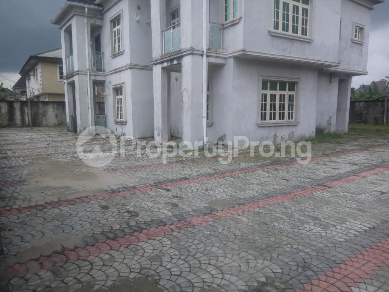 4 bedroom Detached Duplex House for sale Straight Close,Off Rumudara Road,Rumunduru Portharcourt East West Road Port Harcourt Rivers - 2