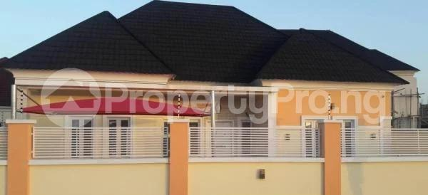 4 bedroom Terraced Bungalow House for sale --- Off Lekki-Epe Expressway Ajah Lagos - 0