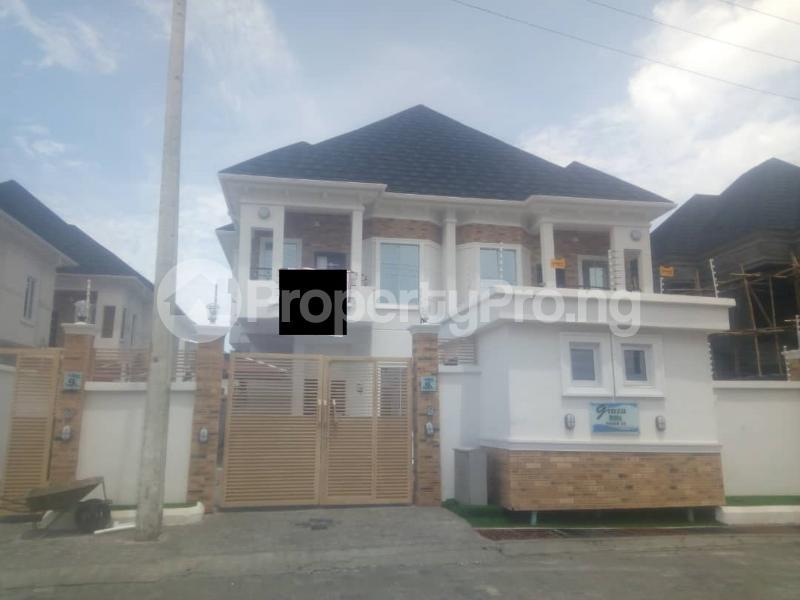 4 bedroom Semi Detached Duplex House for rent ---- Ikota Lekki Lagos - 0
