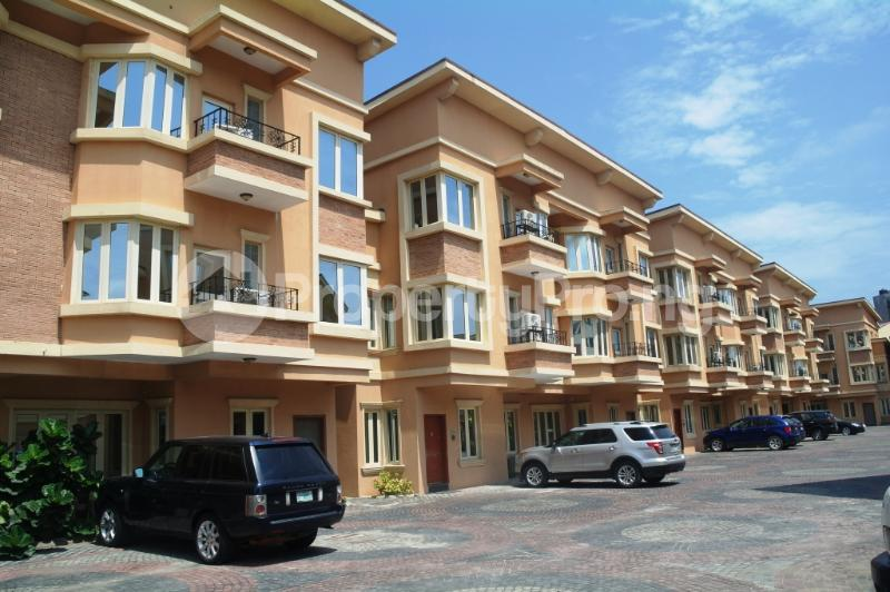 4 bedroom Terraced Duplex House for rent - ONIRU Victoria Island Lagos - 5