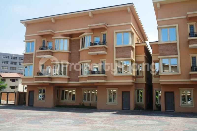 4 bedroom Terraced Duplex House for rent - ONIRU Victoria Island Lagos - 0