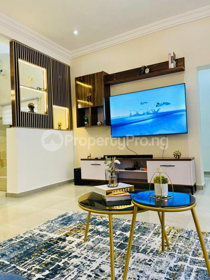 4 bedroom Terraced Duplex for shortlet Close To Elegushi Beach Ikate Lekki Lagos - 2