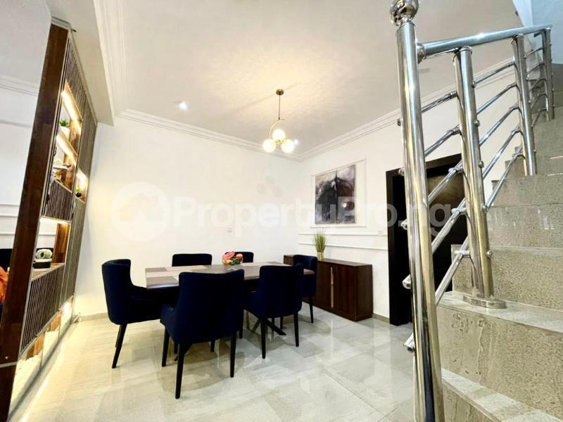 4 bedroom Terraced Duplex for shortlet Close To Elegushi Beach Ikate Lekki Lagos - 3