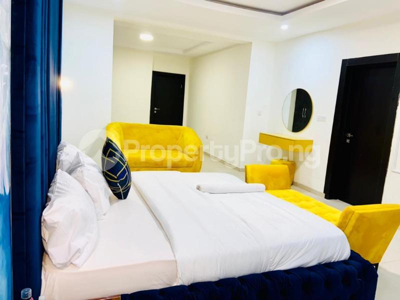 4 bedroom Terraced Duplex for shortlet Close To Elegushi Beach Ikate Lekki Lagos - 25