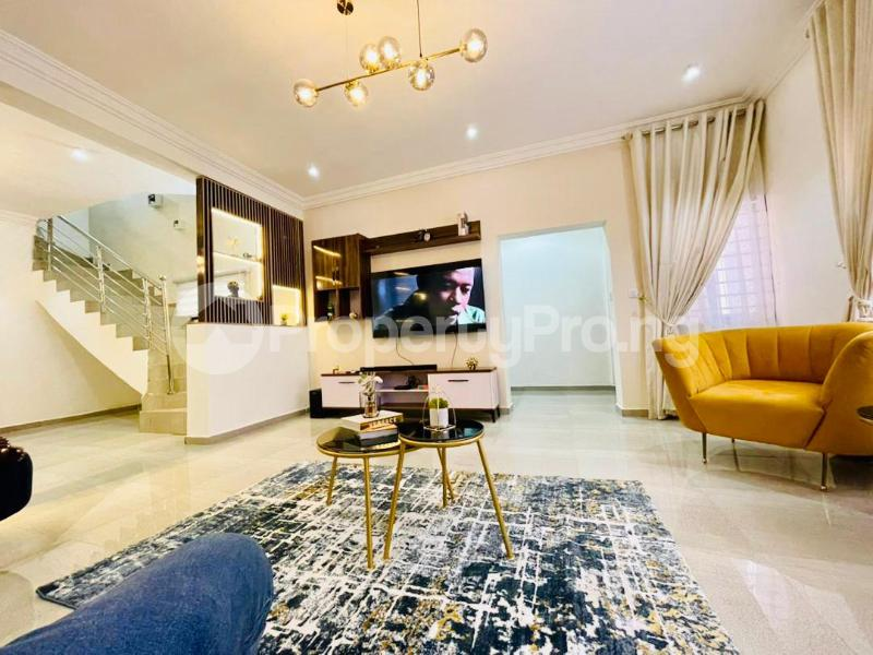 4 bedroom Terraced Duplex for shortlet Close To Elegushi Beach Ikate Lekki Lagos - 1