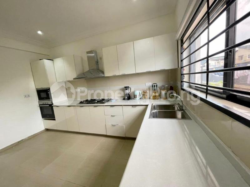 4 bedroom Terraced Duplex for shortlet Close To Elegushi Beach Ikate Lekki Lagos - 8