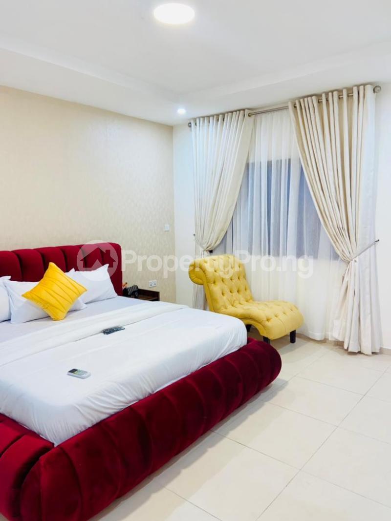 4 bedroom Terraced Duplex for shortlet Close To Elegushi Beach Ikate Lekki Lagos - 15