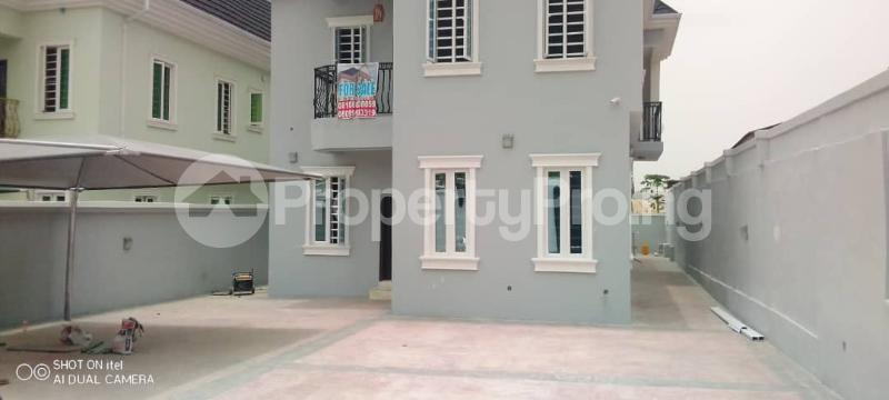 5 bedroom Detached Duplex House for sale In A Serene Estate  Few Minute Drive From Ikeja To Omole phase 1 Ojodu Lagos - 9